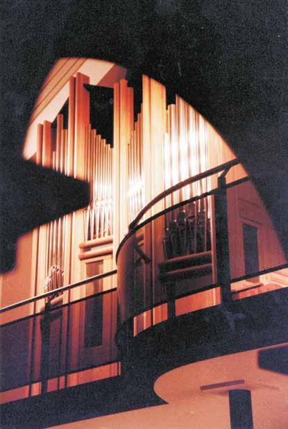 Orgelbauer trotzen der Krise